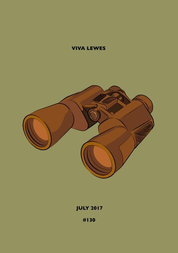 Viva Lewes Issue #130 July 2017