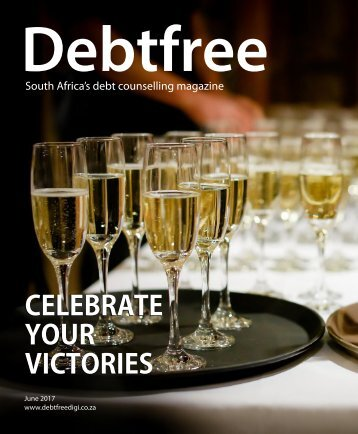 Debtfree Magazine June 2017