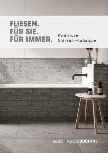 Exklusivserie Muro bei Schmidt-Rudersdorf