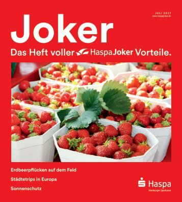 Haspa Joker 02/17