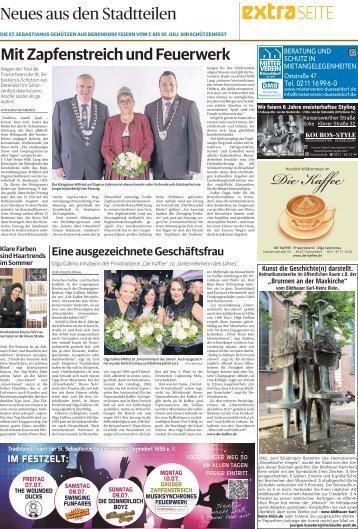 Schützenfest in Derendorf
