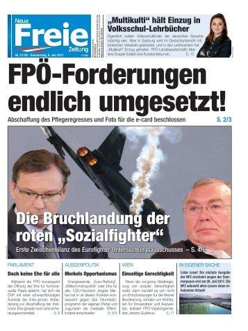 FPÖ-Forderungen endlich umgesetzt!