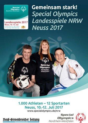 Special Olympics Neuss