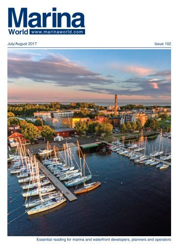 2017 July August Marina World