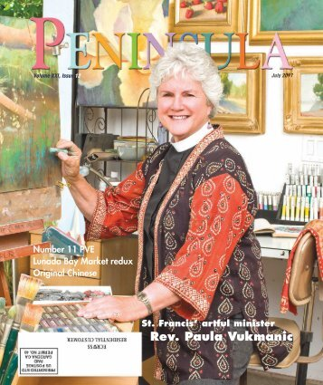 Peninsula People July 2017