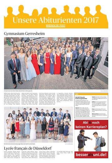 Unsere Abiturienten 2017 -ET 13.07.2017-