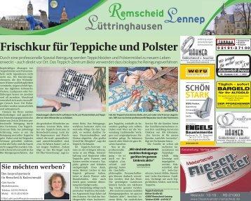 Remscheid - Lennep - Lüttringhausen  -ET 14.07.2017-