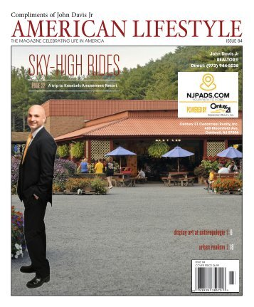American Lifestyle Magazine - Issue 84