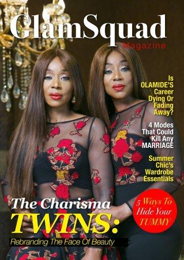 GLAMSQUAD MAGAZINE JULY 2017