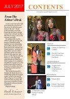 GLAMSQUAD MAGAZINE JULY 2017 - Page 2