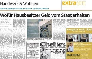 Handwerk und Wohnen  -ET 19.07.2017 MG-