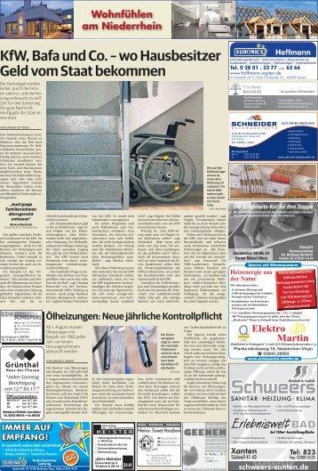 Wohlfühlen am Niederrhein  -ET 19.07.2017-