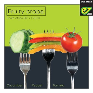 Fruity crops South Africa 2017