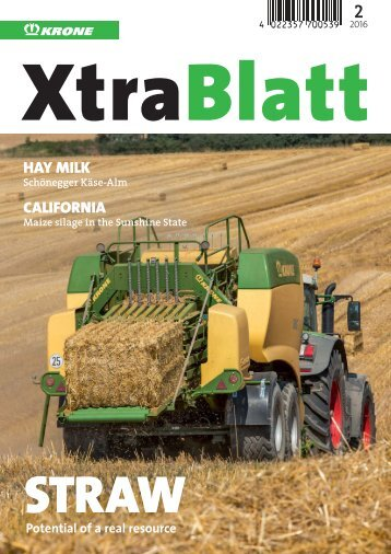 XtraBlatt issue 02-2016