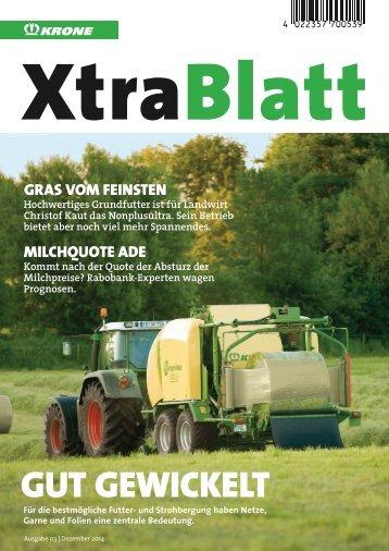 XtraBlatt 02-2014