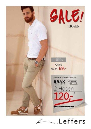 Sommer Sale - Herren Hosen