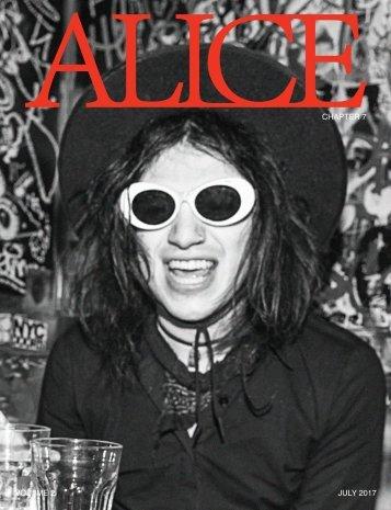 Alice Magazine Chapter 7