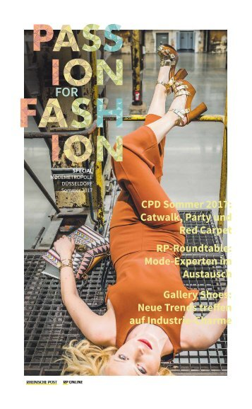 Passion for Fashion 28.07.2017