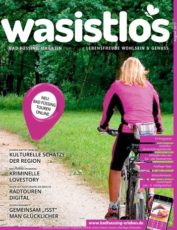 wasistlos bad fuessing magazin August 2017