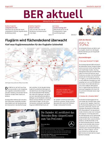 BER aktuell 08/2017