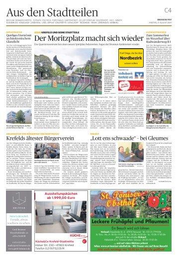 Stadtteilserie - Fünf Dinge, die Sie über Nordbezirk wissen sollten  -ET 04.08.2017-