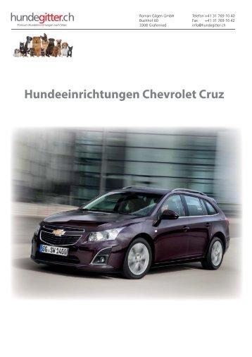Chevrolet_Cruz_Hundeeinrichtungen