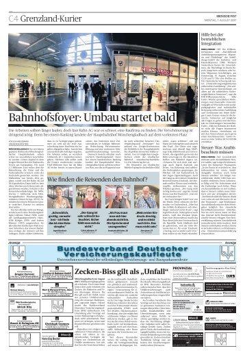 Bundesverband Deutscher Versicherungskaufleute  -ET 07.08.2017 VIE-