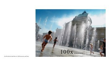 100 Sehenswürdigkeiten in Bern
