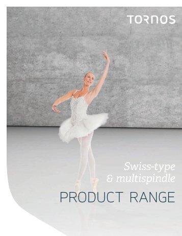 Product range 2017 EN