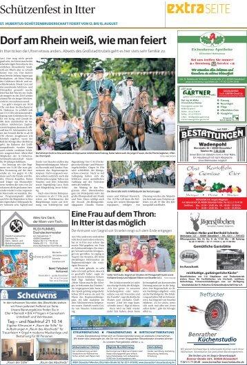 Schützenfest in Itter  -ET 11.08.2017-
