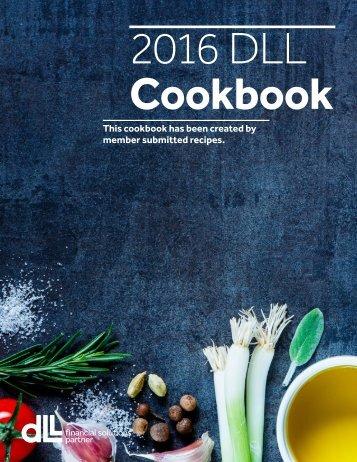 DLL Cookbook Final