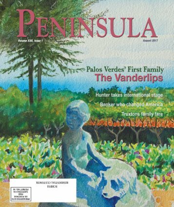 Peninsula People Aug 2017