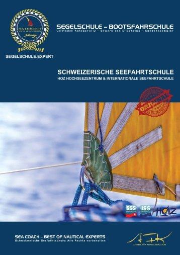 COMING SOON – Segelschule I Bootsfahrschule