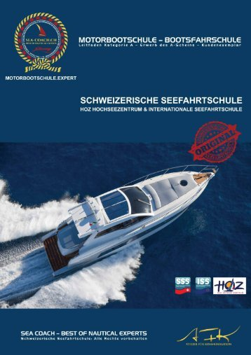 COMING SOON – Motorbootschule I Bootsfahrschule
