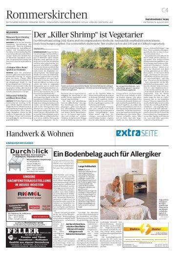 Handwerk und Wohnen  -ET 16.08.2017 NGZ-