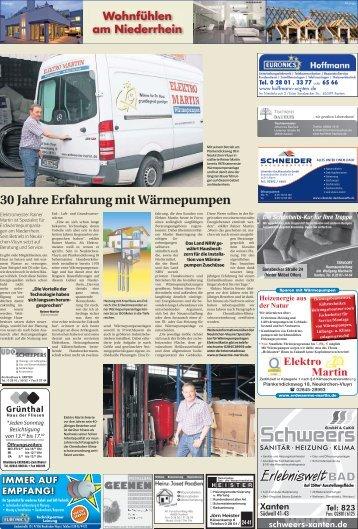 Wohlfühlen am Niederrhein  -ET 16.08.2017-