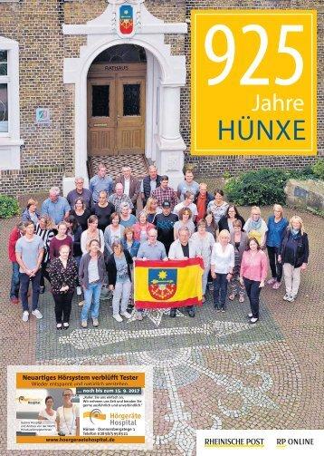 925 Jahre Hünxe  -ET 17.08.2017-