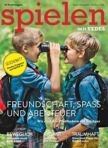 VEDES Magazin Herbst/Winter 2017 | VM27
