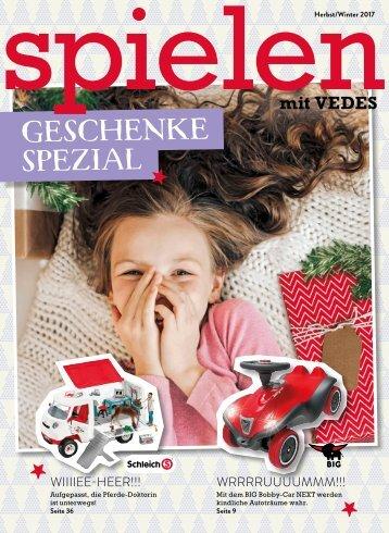 VEDES Geschenke Spezial 2017 | GS27
