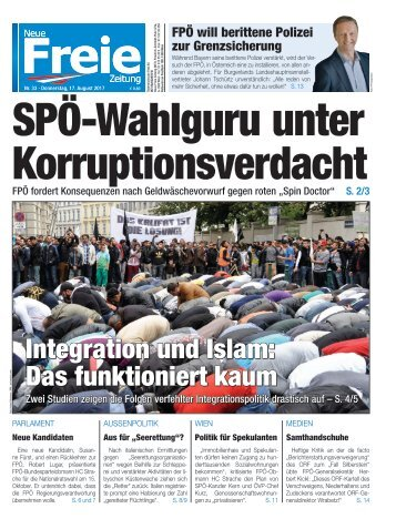 SPÖ-Wahlguru unter Korruptionsverdacht