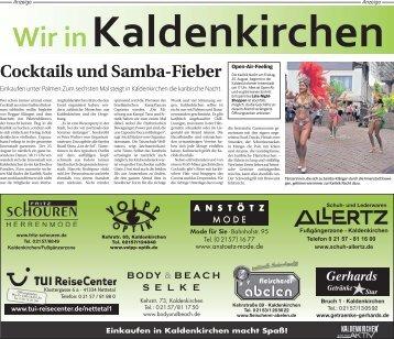 Wir in Kaldenkirchen  -ET 23.08.2017-
