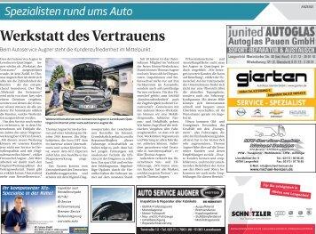Spezialisten rund ums Auto  -ET 24.08.2017-