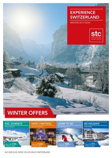 STC Experience Switzerland Winter 2017-2018
