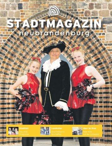 Stadtmagazin_August