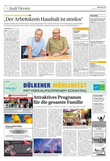 Dülkener Mühlenfest  -ET 25.08.2017-