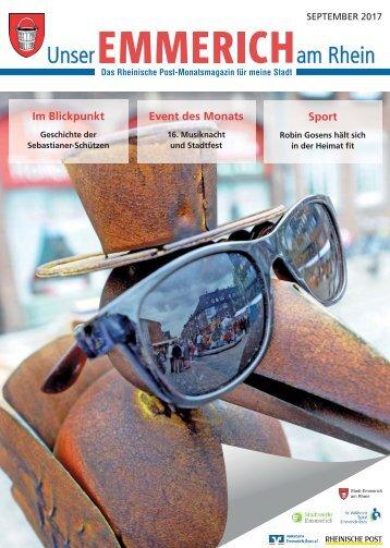 Unser Emmerich am Rhein  -ET 28.08.2017-