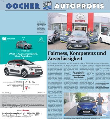 Gocher Autoprofis  -ET 28.08.2017-