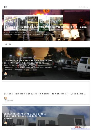 POLICIACA LA RIOJA TIJUANA RESIDENCIAL BAJO FUEGO ENTRE LINEAS DE NARCOTRAFICANTES ENEMIGOS QUE DERRAMAN BAÑOS DE SANGRE A CUALQUIER HORA DEL DIA EN LA DELEGACION SANCHEZ TABAODA COLINAS DE CALIFORNIA