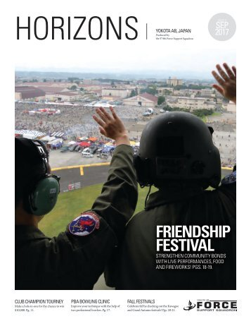 Horizons Magazine | September 2017