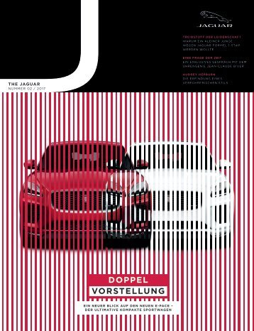 Jaguar Magazine 02/2017 – German